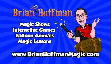 Brian Hoffman Magic