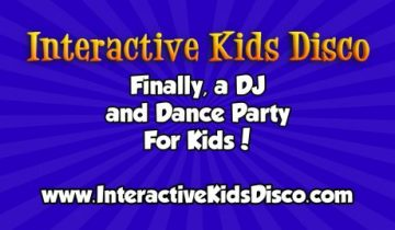 Interactive Kids Dance Parties