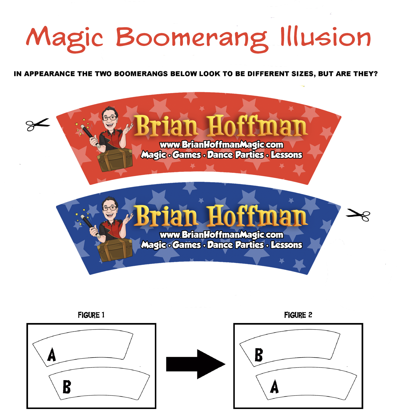 Boomerang Illusion